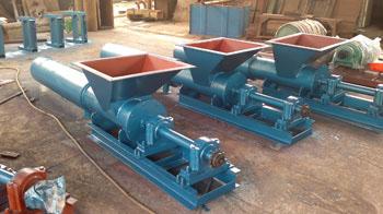 SID系列单管螺旋输送机