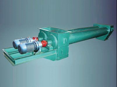 双LS型管式螺旋输送机
